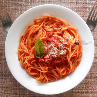 The Magical 9 Tomato Marinara Sauce