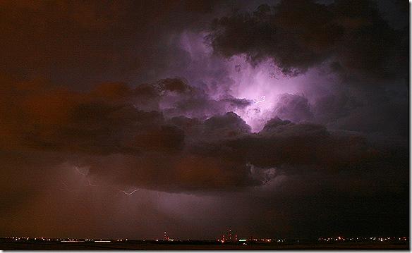 Storm over shepard oct 3 830pm
