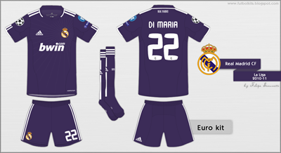 Real Madrid 2010-11 T