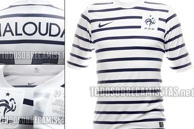 Exibir Camisa França Away 2011