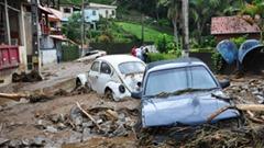 Brazil Mudslide