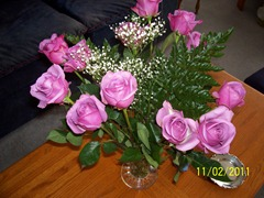 Valentine Roses
