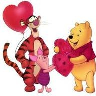 Pooh Vakentine