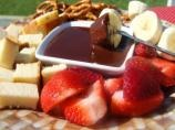 Godiva Chocolate Fondue