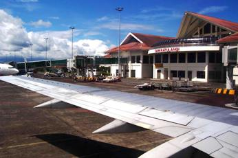 Bandara Sam Ratulangi Manado Sulawesi Utara