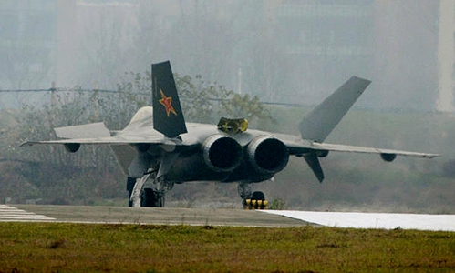 Pesawat siluman Chengdu J-20 gambar 6