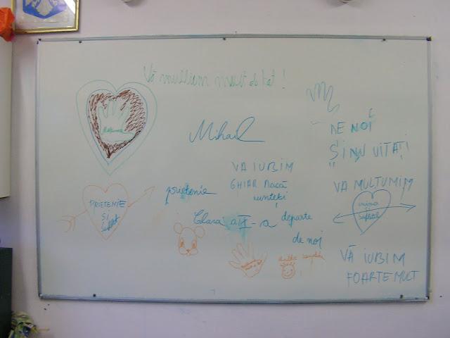 Mihail te iubim!
