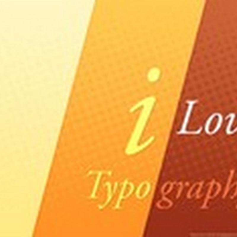 50 fondos de pantalla de tipografías