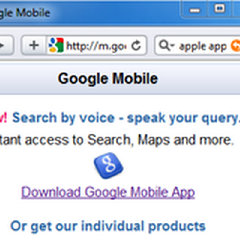 Visualiza sitios web como si estuvieras en un celular con Safari