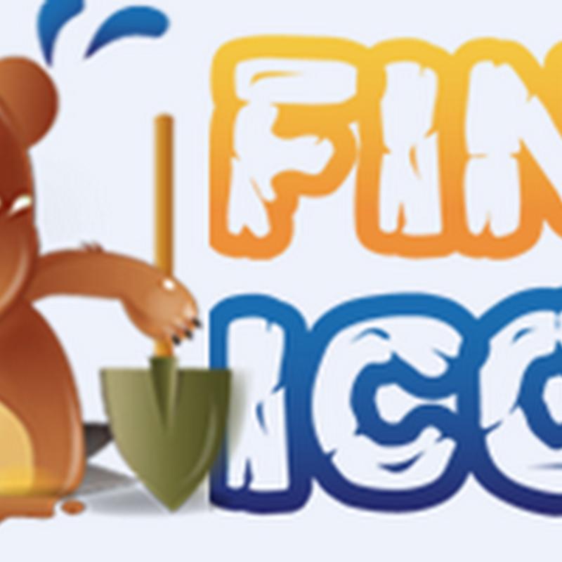 FindIcons, el mejor sitio para encontrar íconos