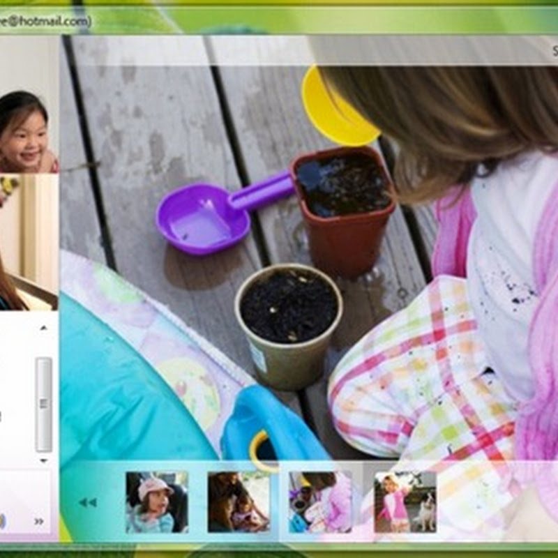 Lo nuevo de Windows Live Messenger