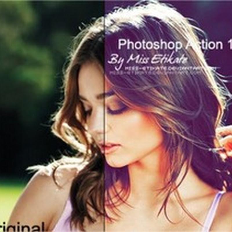 30 excelentes acciones para Photoshop