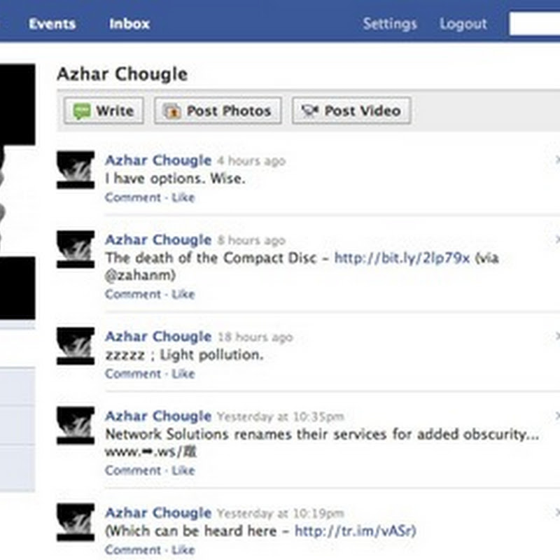 Facebook lite: un Facebook más sencillito