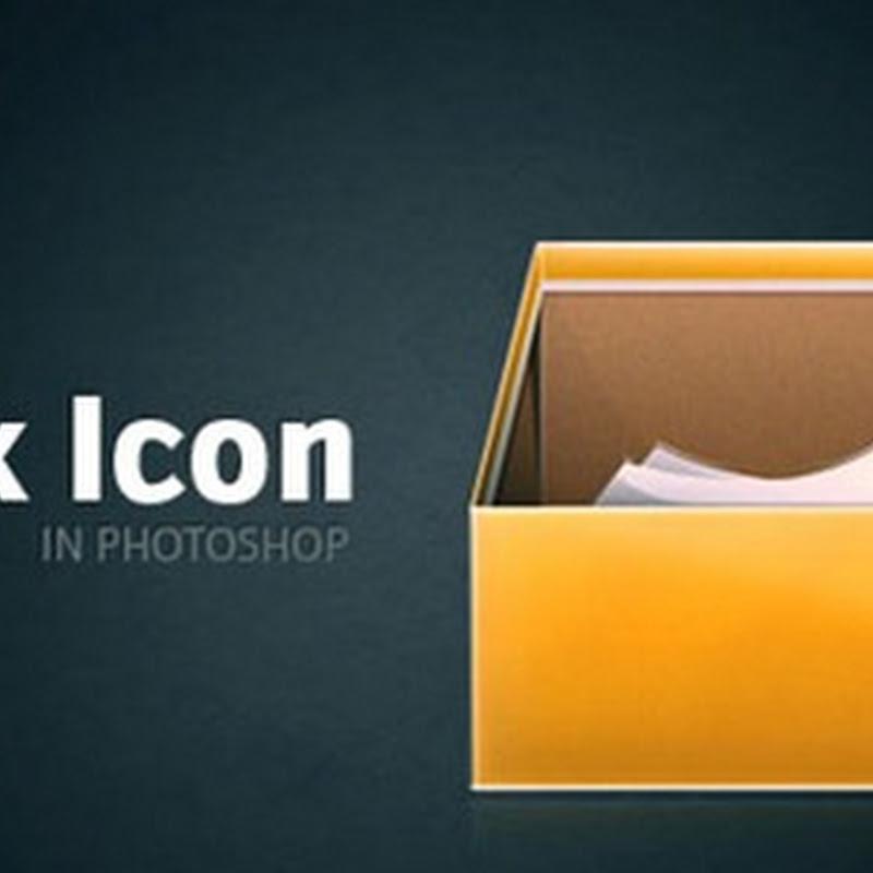 Diseñar una caja 3D en Photoshop