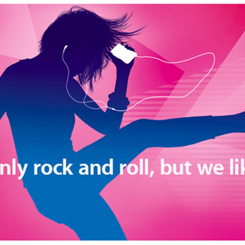Apple: Es sólo rock and roll pero nos gusta