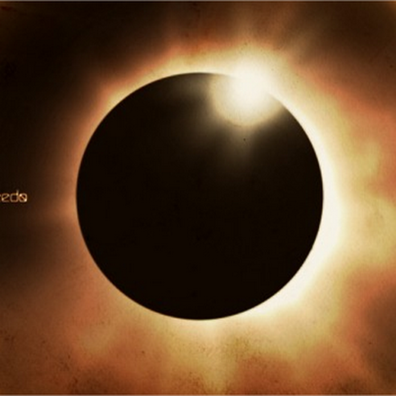 Crear un eclipse en Photoshop