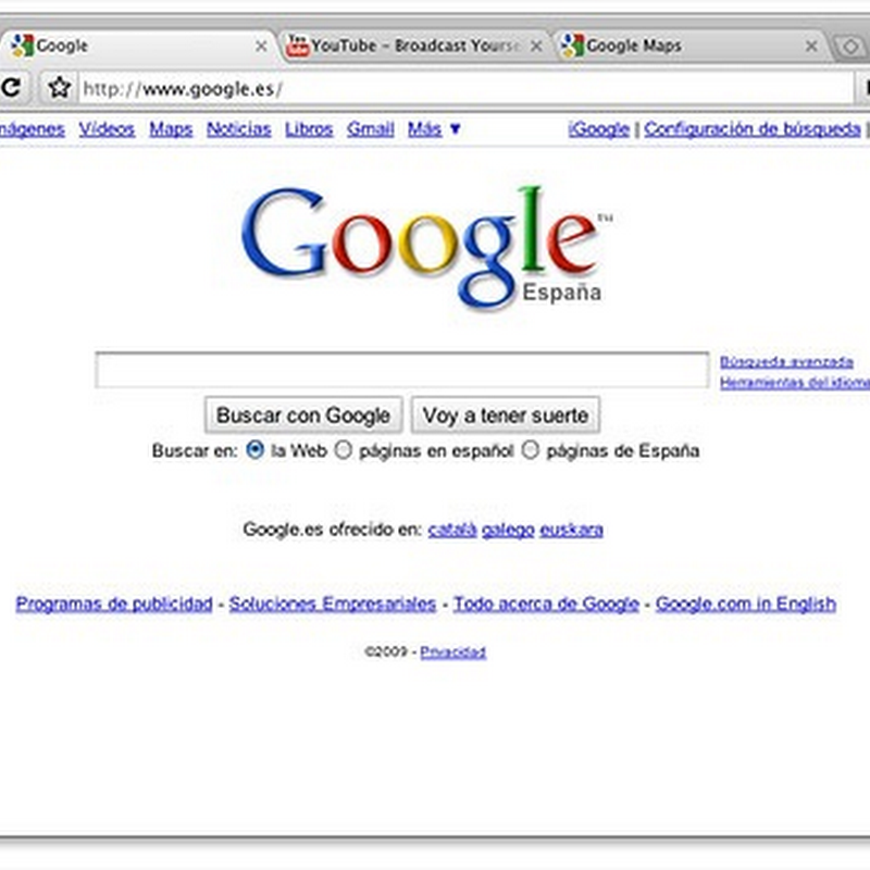 Chrome para Mac y Linux con extensiones y resultados