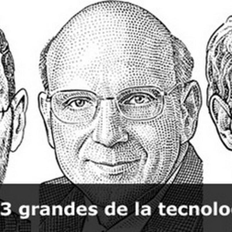 Entrevista a Steve Jobs, Steve Ballmer y Mark Zuckerberg