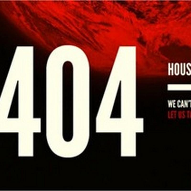 40 creativas páginas de Error 404
