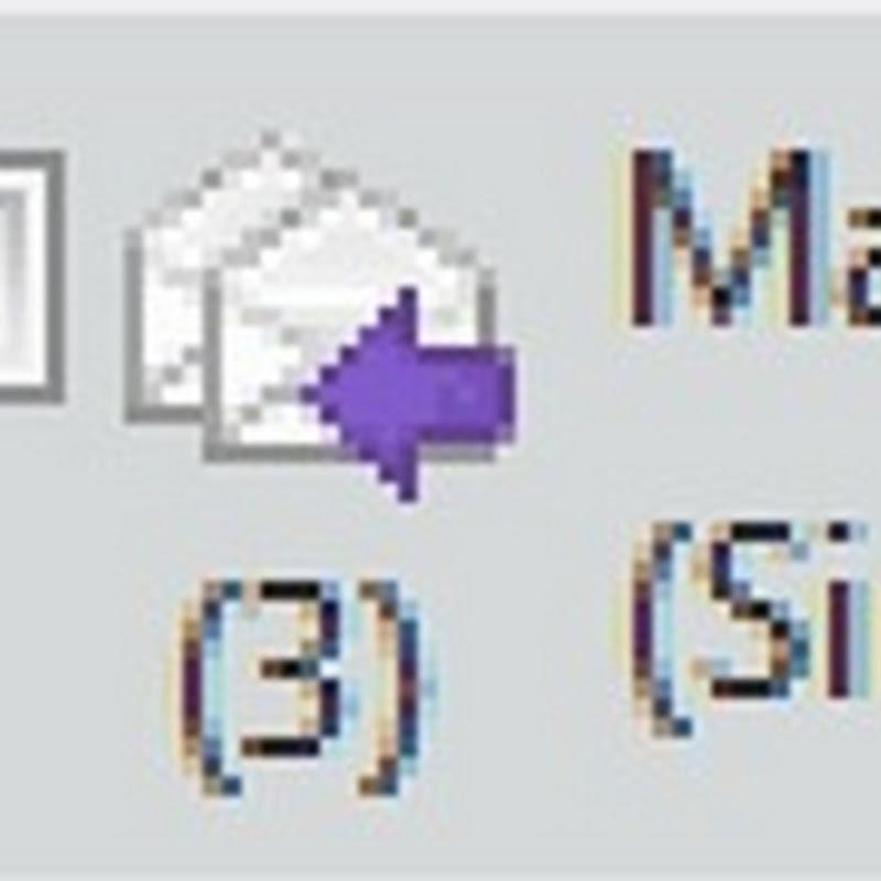 Activar la agrupación de correos en Windows Live Wave 4