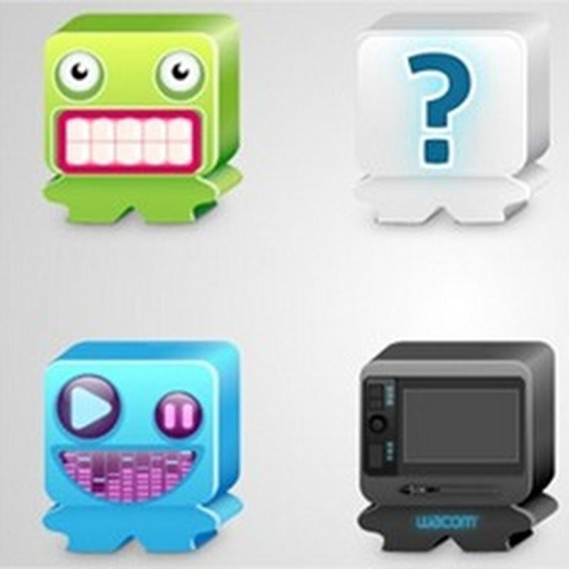 15 paquetes de íconos muy diversos para tu sitio web