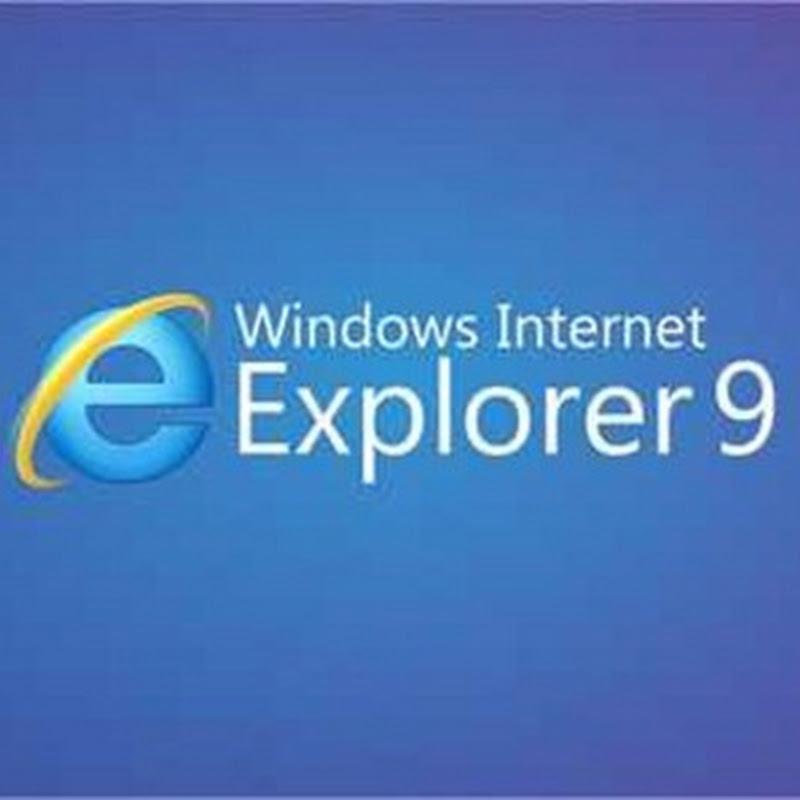 10 Pros y contras sobre Internet Explorer 9