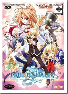 Princess Waltz 1M Edition (English)