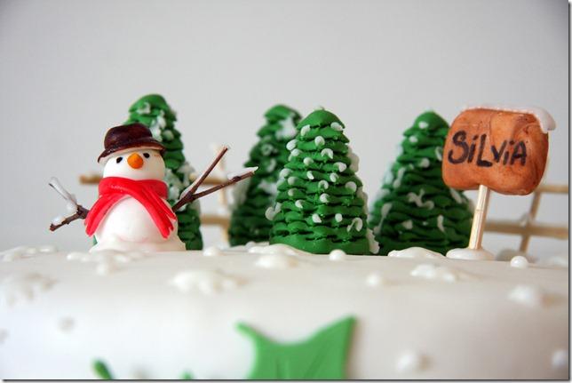 snow cake_