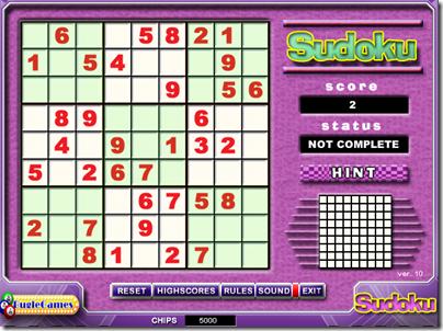 sudokuboard
