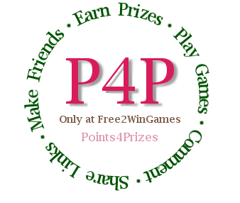 Points4Prizes Logo