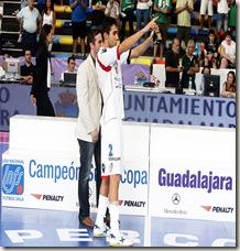 Aicardo, MVP.