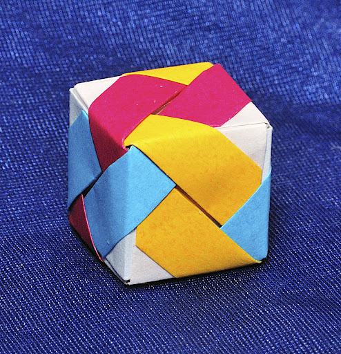 diagrams  Robert J Lang Origami