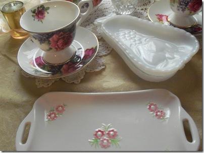 Matching teapot gift tea 016