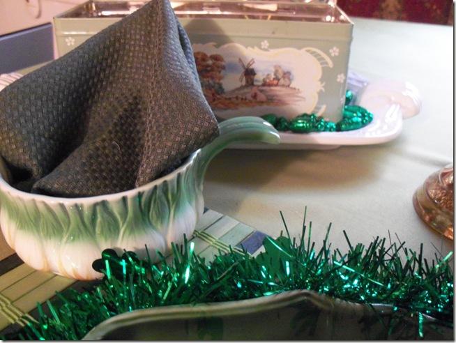 St. Patrick's tablescape 005