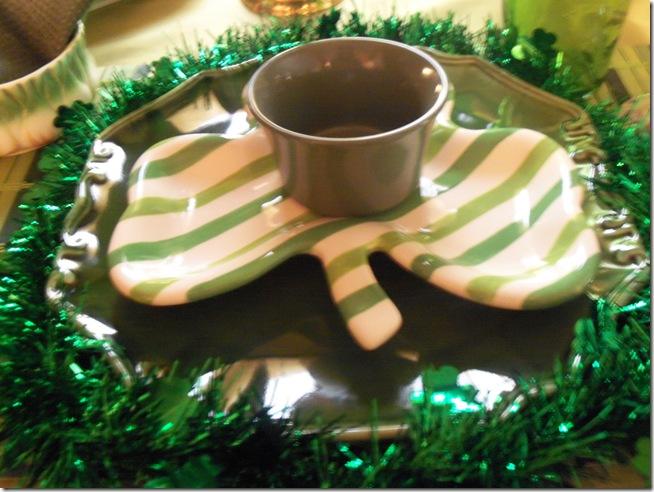 St. Patrick's tablescape 009