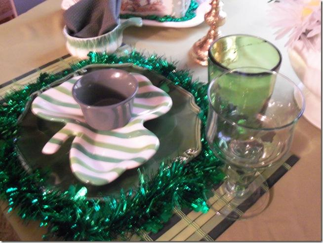 St. Patrick's tablescape 004