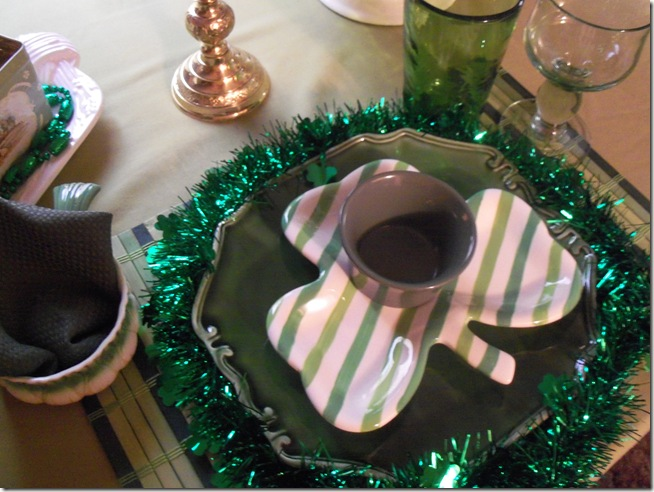 St. Patrick's tablescape 024