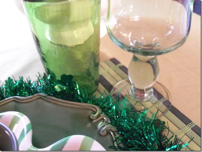 St. Patrick's tablescape 012