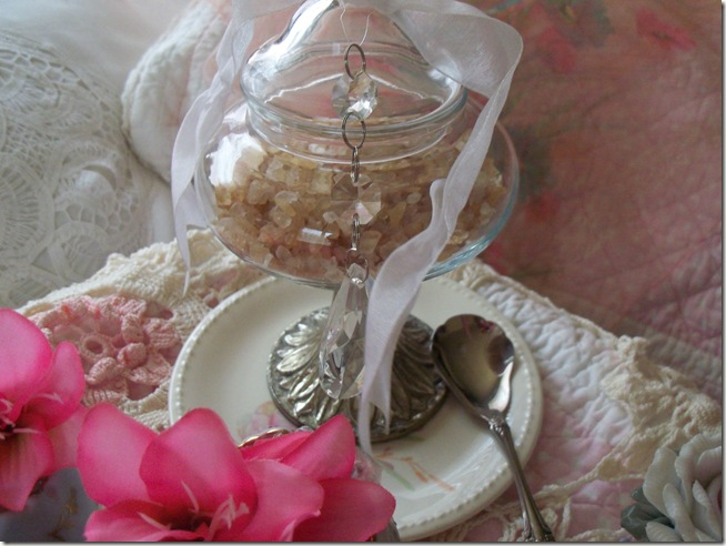 soft and pretty pink tea 008