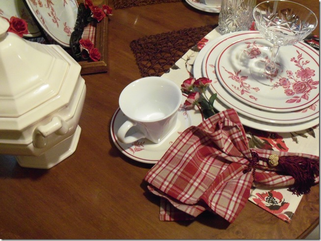 red rose restaurantware 001