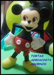 Mickey  a adorno