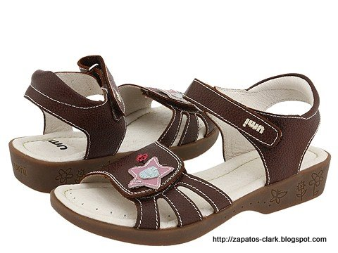 Zapatos clark:K749438