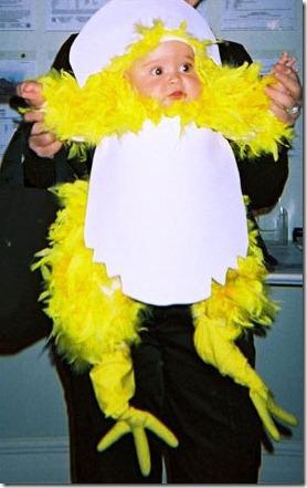 disfraces divertidos para bebé  (8)