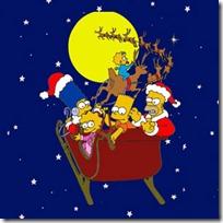 simpson en navidad (7)