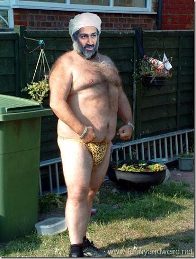 osama bin laden photoshop. Fat Osama Bin Laden