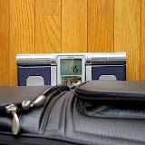 セミハードケースの重さはカタログどおり4.5kg