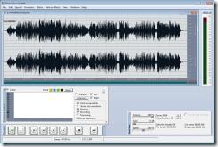 Основной интерфейс программы Pristine Sounds 2005