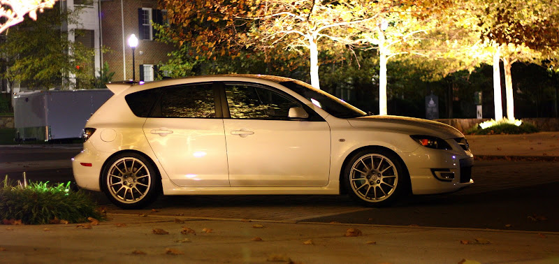 ms3 on evo x enkei wheels 18x8 5 38 mazdaspeed forums. Black Bedroom Furniture Sets. Home Design Ideas