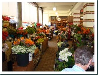 DSC03311-Funchal-marché-aux fleurs BW