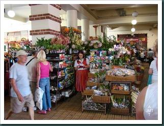 DSC03321-Funchal-marché-aux fleurs BW